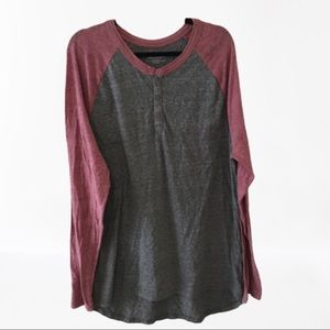 LuLaRoe Long-sleeve Tee Size 2XL